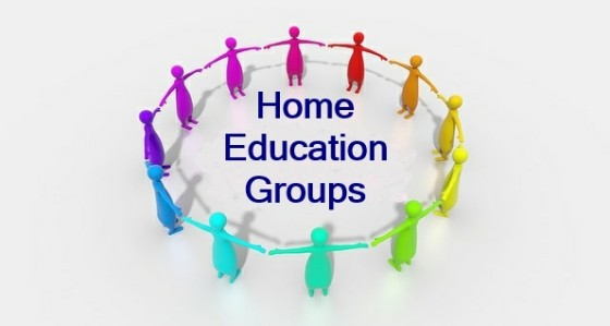 Home Ed Groups